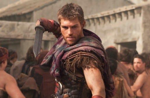 Spartacus 3x4 - Decimation