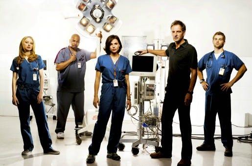 miami medical cast