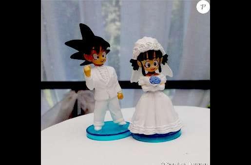 Momento Bake Off Brasil: detalhes do bolo de casamento da Jiang