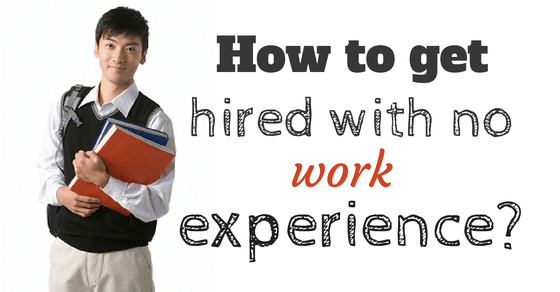 Image result for get a job without experience