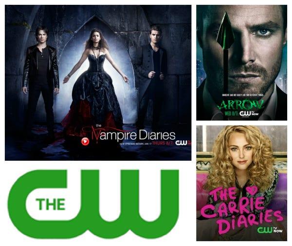 Os hits já foram renovados... Já as outras série ficam na bolha da CW.