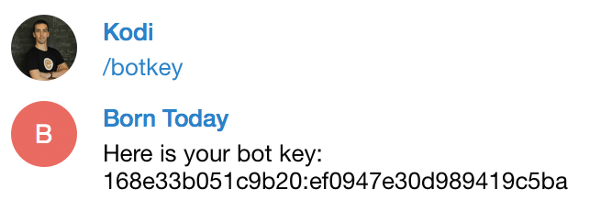 How To Create A Telegram Bot