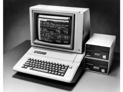 Apple II and Visicalc