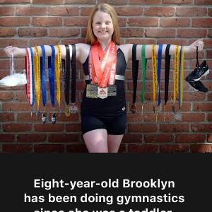 Congratulations Brooklyn Patterson, #BANDhasYourBack!