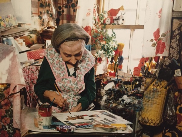 Meet The Woman Who Painted In A One Room Shack And Became