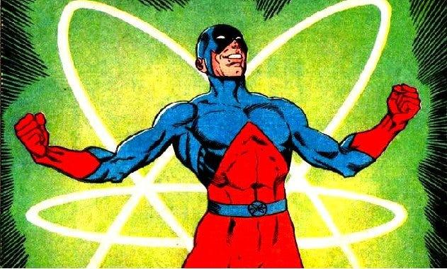 Atom - Legends of Tomorrow
