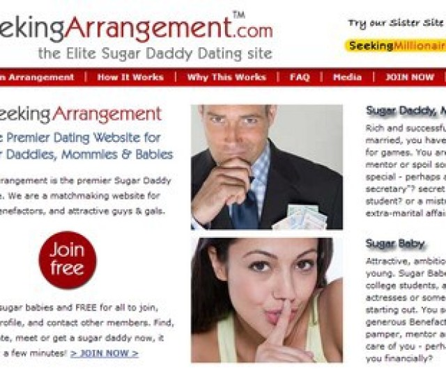 Sugar Baby Dating Sites Want To Help