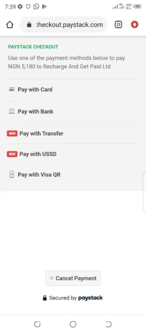 how to register on recharge and get paid