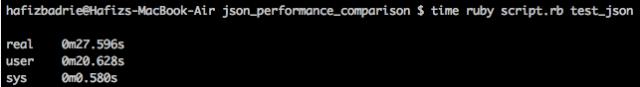 Insert Tipe Data JSON