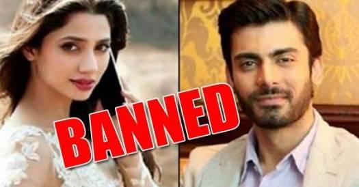 fawad-mahira-banned-by-shiv-sina