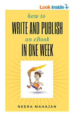 How To Write And Publish A Book In One Week