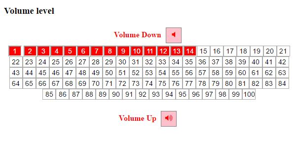 ボリュームコントロールデザイン23