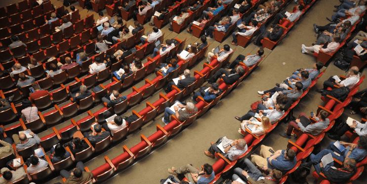 leverage event surveys