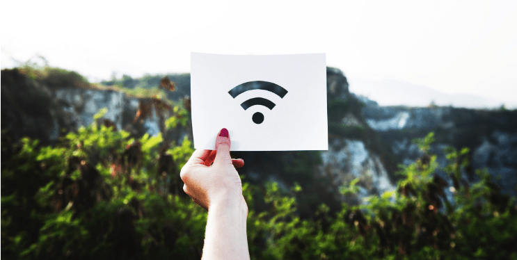 event planning details wifi