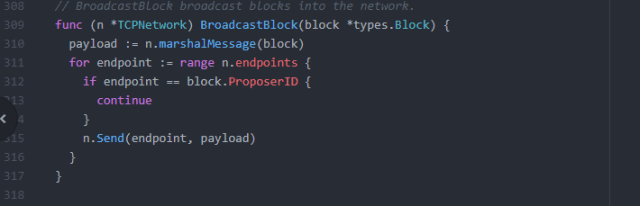 1*F6YgguBhppsOF84u3sD24Q - Dexon Code Review: dApp Blockchain Platform