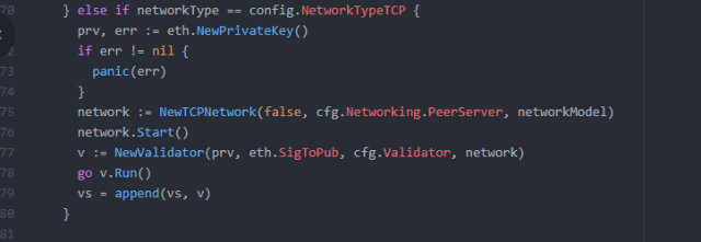 1*JMxyhqwgin7V BQHWeFuPQ - Dexon Code Review: dApp Blockchain Platform