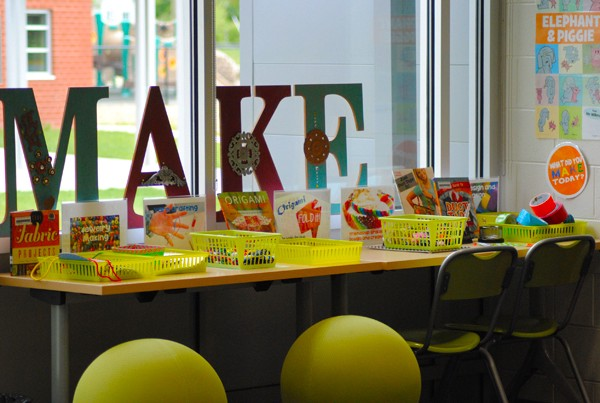 Makerspaces In Literacy