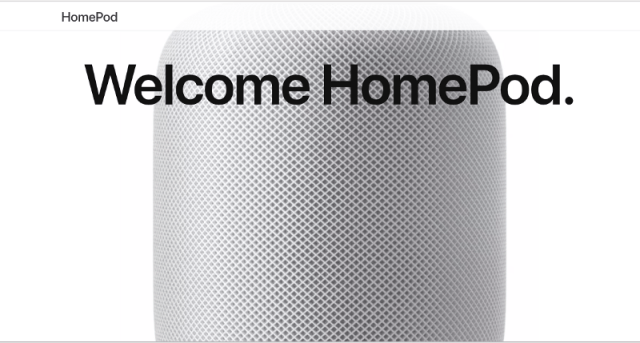 "Apple Homepod - ""A breakthrough speaker all round"""