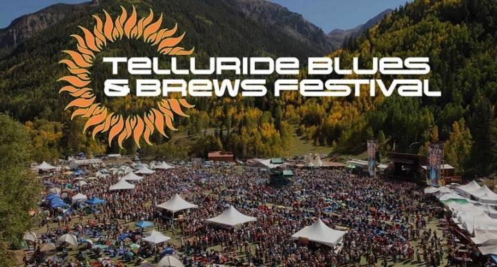 Telluride Blues & BrewsFestival