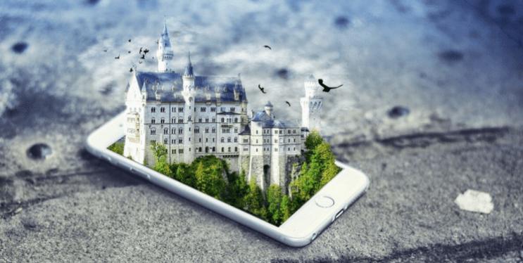 mobile event app