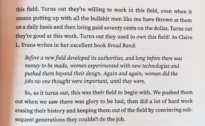 """Extract from """"Ruined by Design"""" by Mike Monteiro"""