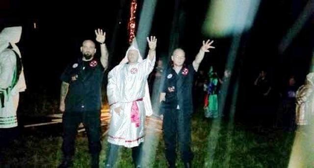 Actual White Supremacist Cops Are Hiding In Plain Sight