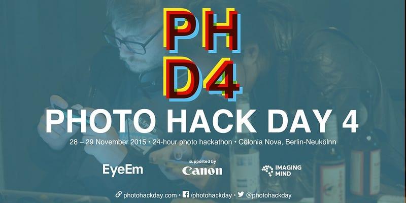 Photo Hack Day 4