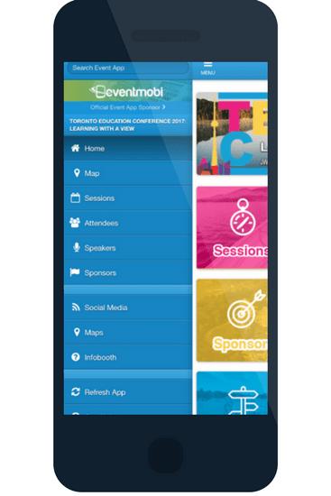 TEC event apps
