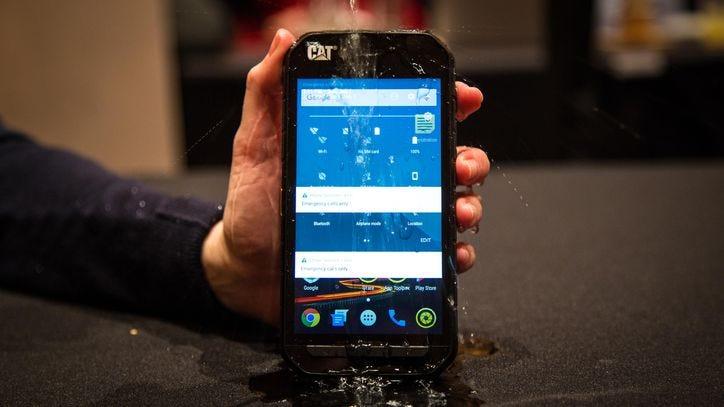 CAT S41 Rugged smartphone