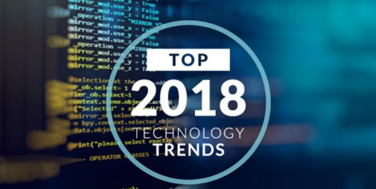 event industry 2018 tech trends
