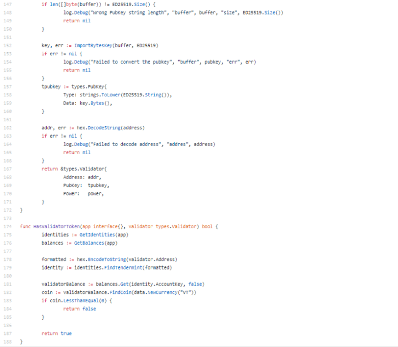1 eLzS4HNqVcgpan92CqChIg OneLedger Code Review Business Modularization