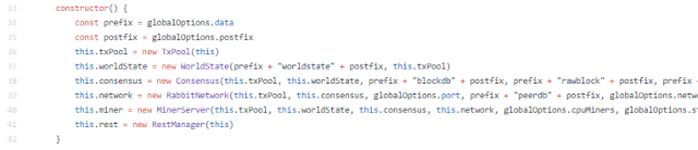 1*hbECKjuakHSnz6EEZnQXSg HYCON Code Review: SPECTRE Consensus Algorithm