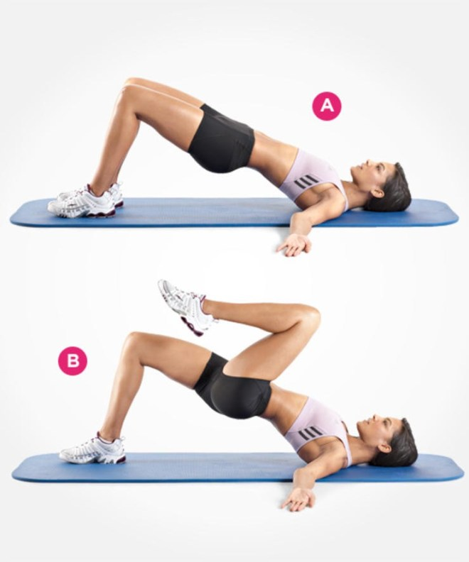 Image result for exercises for your buttocks and thighs
