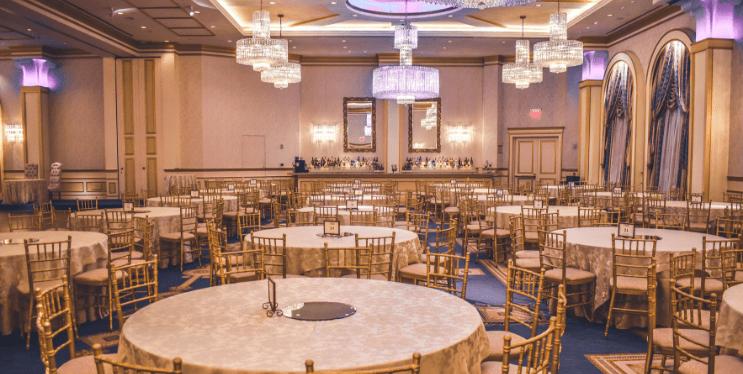 event planning details venue
