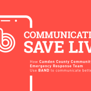 For an Emergency Response Team, Saving Time on Team Communications Can Save Lives