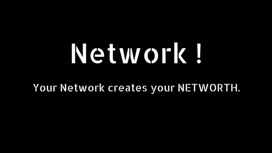 Network = Networth