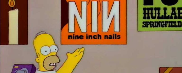 simpsons-nine-inch-nails