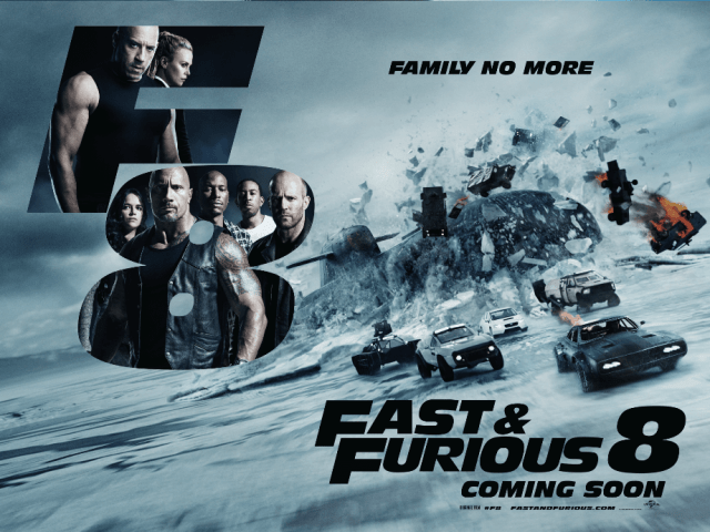 t break new ground but makes it up by destroying a whole lot of cars and bones along the w Fast and Furious 8 Dual Audio Clean Hindi 450MB HDTS 480p