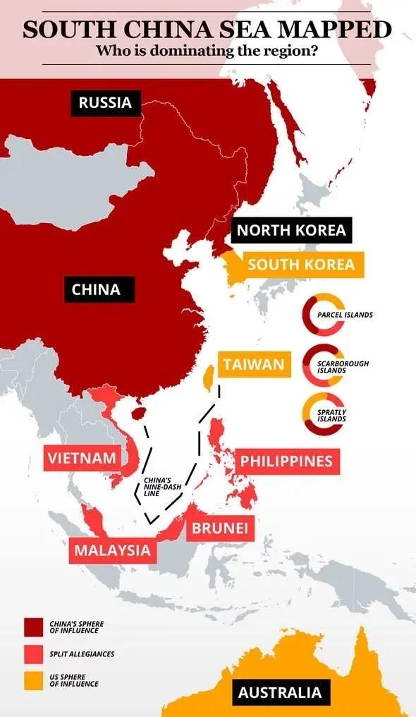 South China Sea: