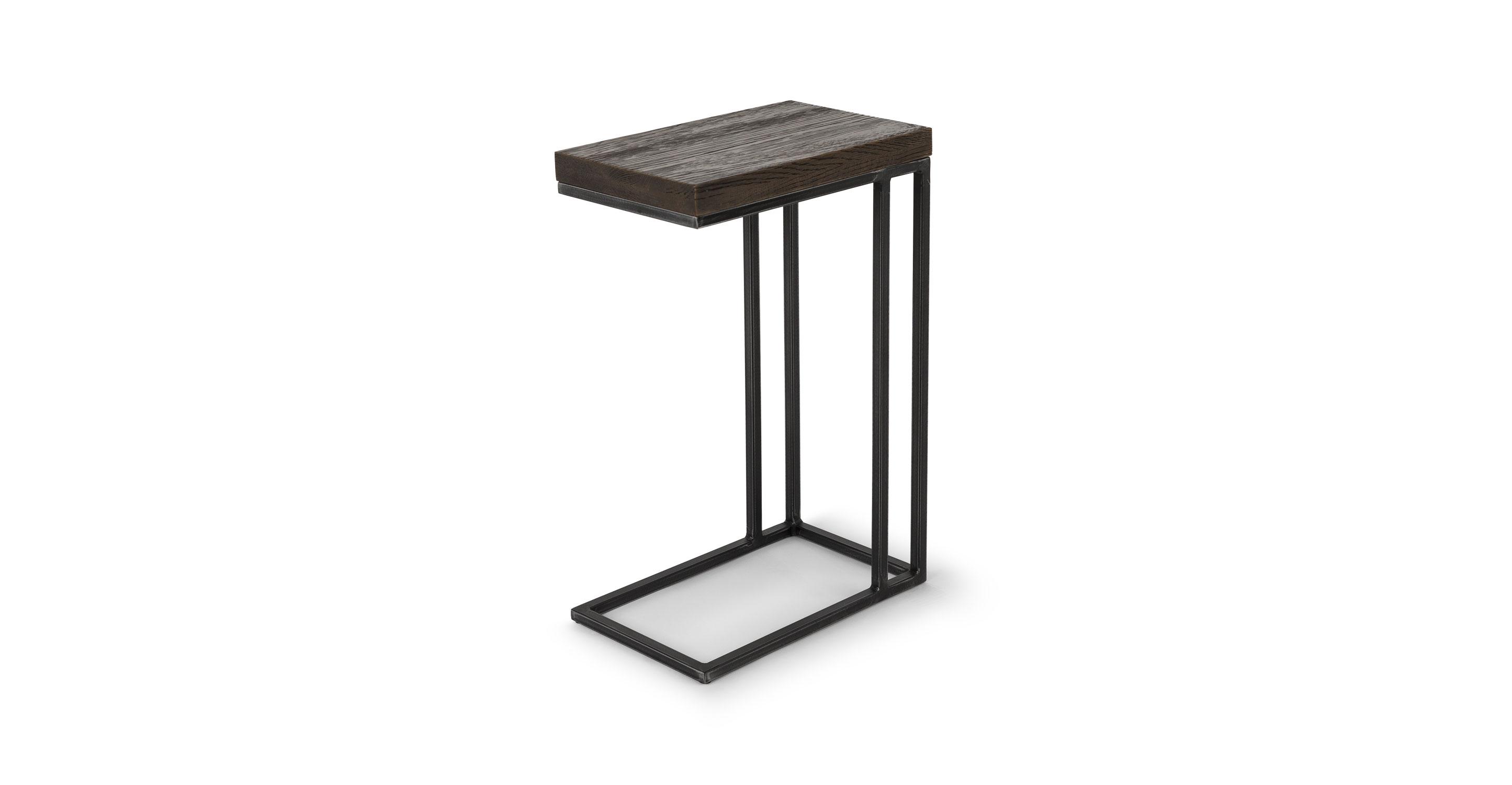Taiga Smoke Side Table