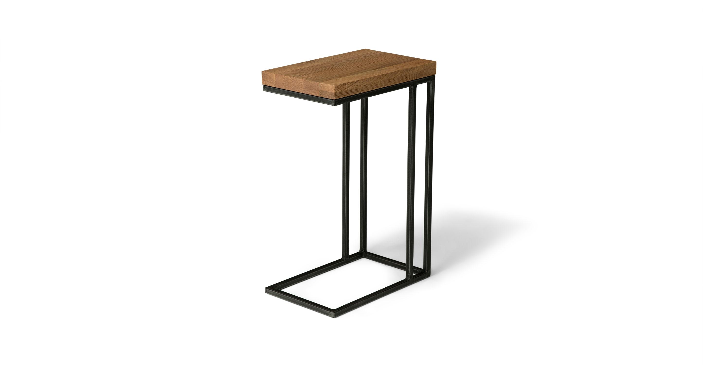 Taiga Oak Side Table
