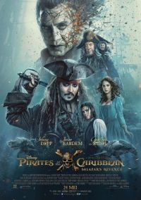 Pirates of the Caribbean 5: Salazar's Revenge poster