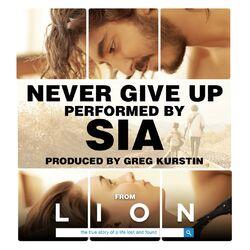 """Résultat de recherche d'images pour """"Sia never give up"""""""