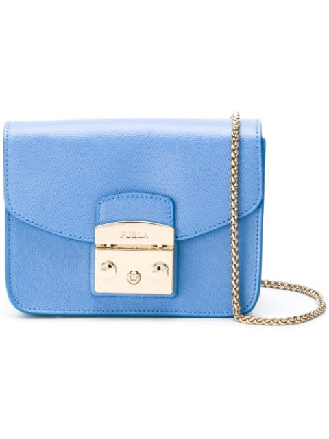 Mini Metropolis Shoulder Bag