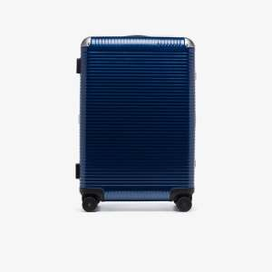 Fpm Milano Blue Spinner Light 68 Holdall Suitcase