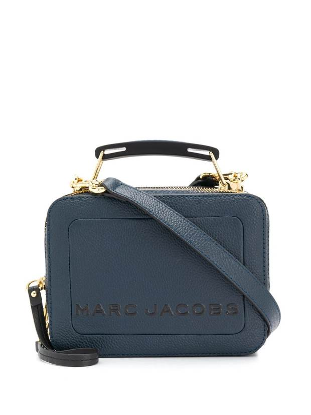 Marc Jacobs The Textured mini box bag