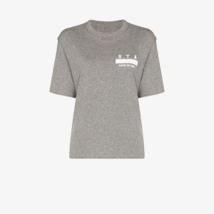 Rta Womens Grey Benji Boyfriend T-shirt