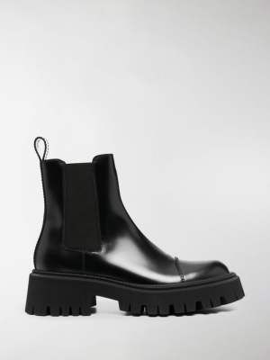 Balenciaga Tractor 20mm ankle boots