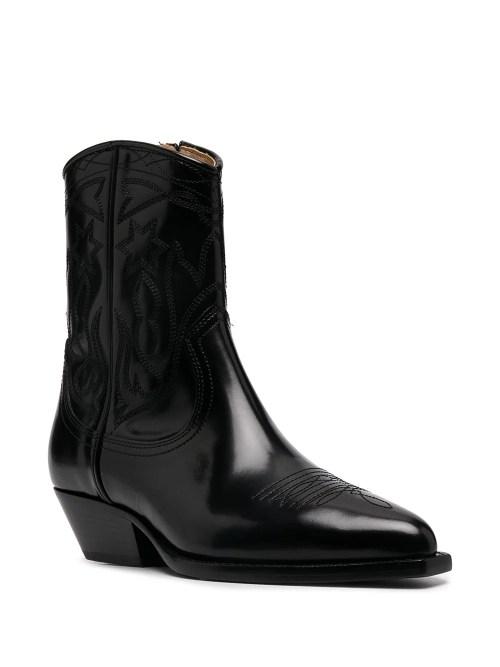 Image 2 of Sandro Paris Jim cowboy boots