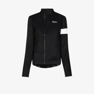 Rapha Womens Black Core Rain Jacket